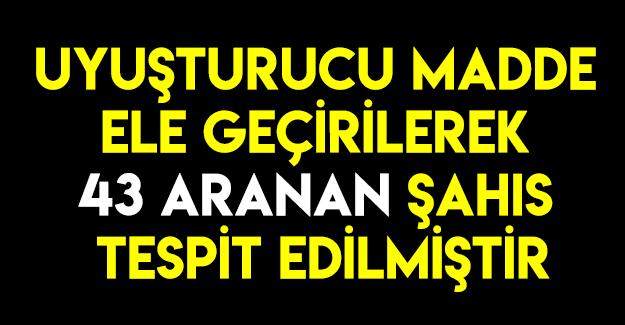 Samsun'da denetimler devam ediyor