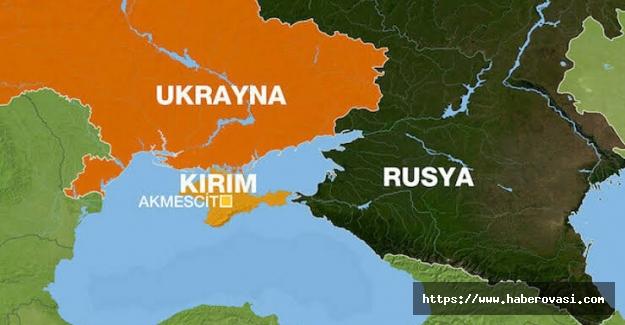 Ukrayna ve Rusya arasında gerilim