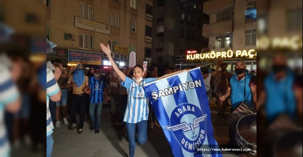Adanaspor'a kapanma yok