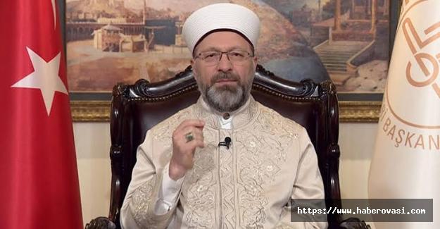 Ali Erbaş, İşgalciler helak olacaklar