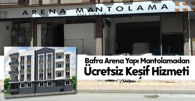 Arena Yapı Mantolama olarak Ücretsiz Keşif Hizmeti veriyoruz..