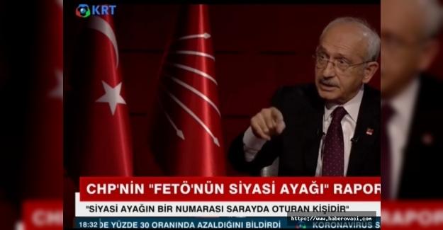 CHP lideri Demirtaş boşuna içeride yatıyor dedi