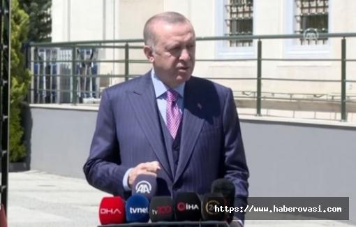 Erdoğan'dan Yeni Anayasa açıklaması