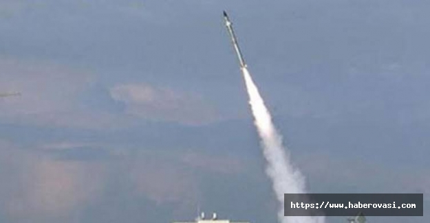 İsrail'e roketli saldırı