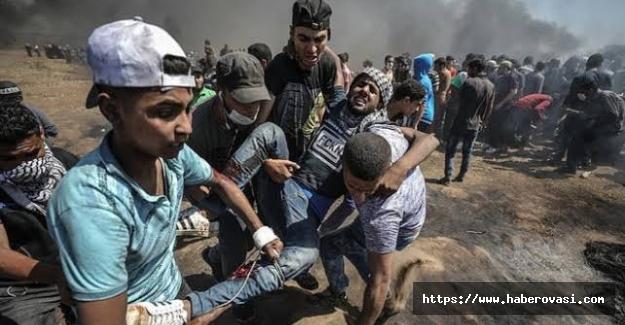 İsrail Filistin'de çocukları katlediliyor