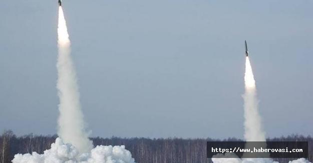 Lübnan İsrail'e roket attı