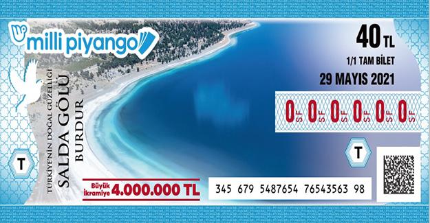 Milli Piyango, 29 Mayıs'ta çekiliyor