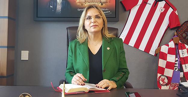 Neslihan Hancıoğlu Ramazan Bayramı Mesajı