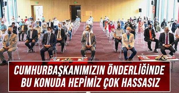 Başkan Demir: Kapımız size her zaman açık
