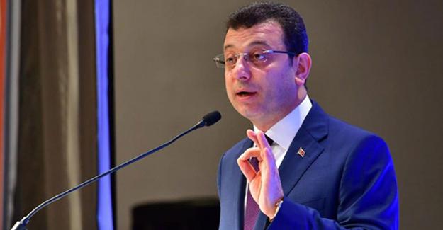 İmamoğlu istanbulda'ki mülteci sayısını açıkladı