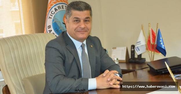 Bafra TSO başkanı kalp krizi geçirdi