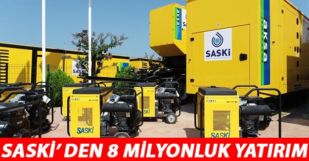 Saski' Den 8 Milyonluk Yatırım