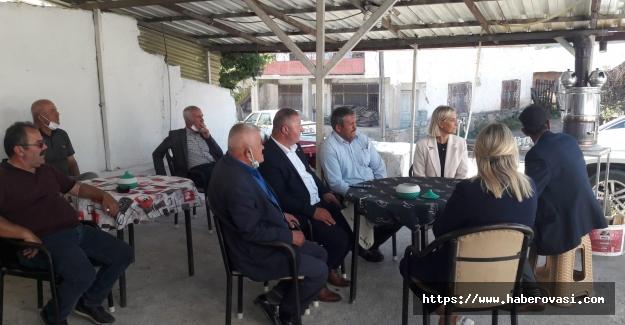 CHP'li Hancıoğlu seslendi