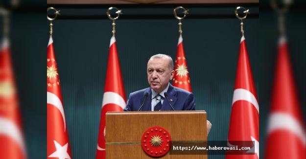 Cumhurbaşkanı Erdoğan Yurtlarla ilgili açıklama yaptı