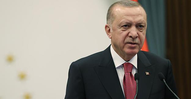 Erdoğan'dan İl Danışma Toplantısı'nda