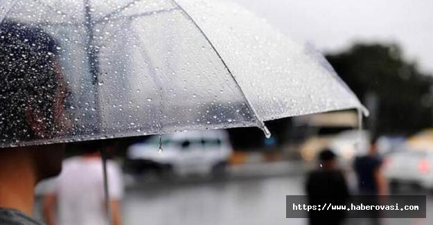 Sağanak yağışlara dikkat