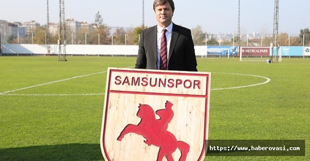 Samsunspor Sağlam hakkında açıklama yaptı