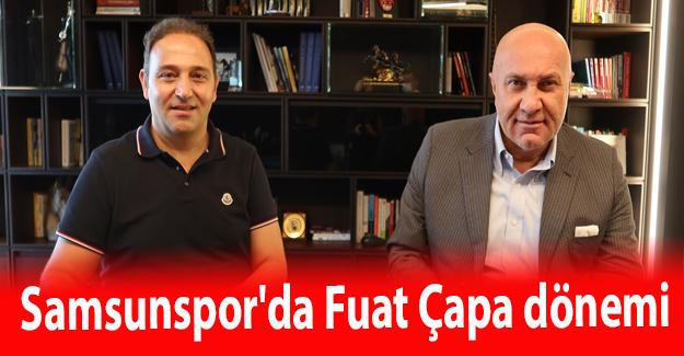 Samsunspor teknik adamını buldu