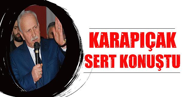 Samsun MHP il Başkanı Sert konuştu