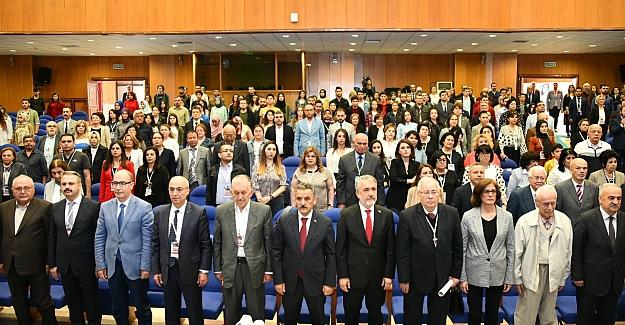 Samsun`da XI. Uluslararası Dünya Dili Türkçe Sempozyumu