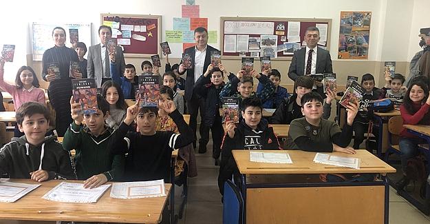 YEPAŞ Okulları Unutmadı