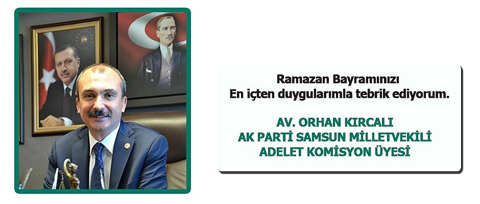 Vekil Kırcalı`dan Ramazan Bayramı Mesajı