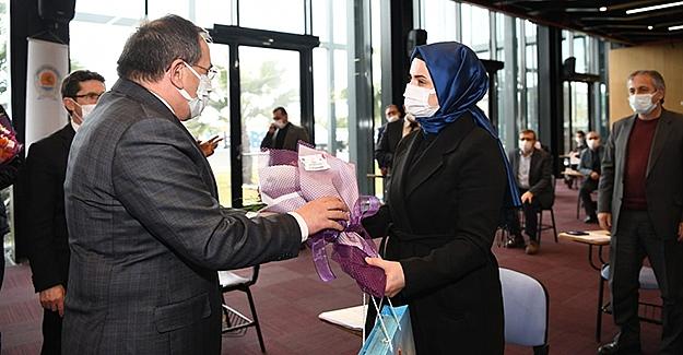 Başkan Demir: Kadına Şiddeti Kınıyorum