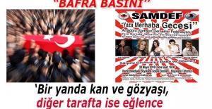 Bafra Basını'nın Ortak Bildirisi