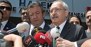 Kılıçdaroğlu: Terörden artık bu Millet bıktı