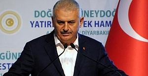 Başbakan'dan 'Kilis' açıklaması: Fırat Kalkanı devam edecek