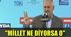 'Biz başkanlık Türkiye için gereklidir' diyoruz