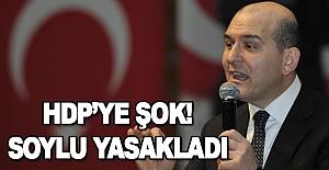 HDP'nin şarkısı yasaklandı