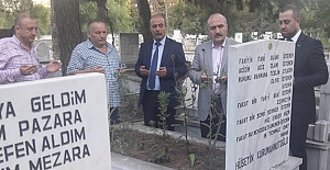 MHP Grup Başkanvekili Erhan Usta Bafra`da