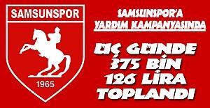 Samsunspor'a yardım kampanyası