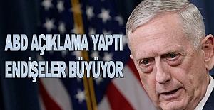 ABD,Türkiye bizi endişelendiriyor
