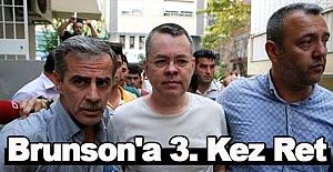 Brunson'a 3. Kez Ret