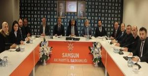 Başkan Ersan Aksu A Takımı#039;nı...