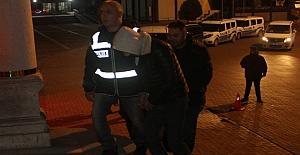 Oto Hırsızlığında 1 tutuklama