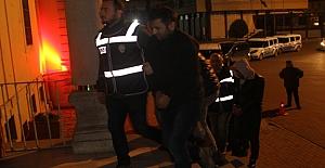 Oto Hırsızlığından 17 kişi gözaltına alındı