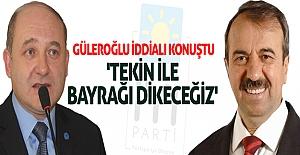 Güleroğlu iddialı konuştu