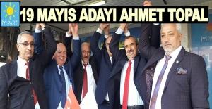 İYİ Parti 19 Mayıs Adayı Ahmet...