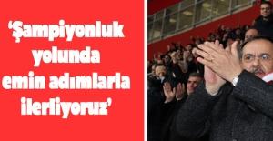 Mustafa Demir, Samsunspor çok iyi mücadele etti