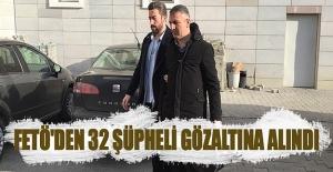 Samsun'da Sınavda usulsüzlüğe 32 gözaltı