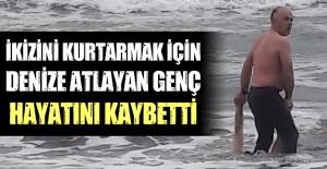 Samsun'da Denizde can pazarı 1 ölü