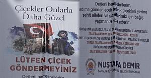 Başkan Mustafa Demir'den anlamlı...