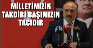 Erhan Usta#039;dan seçim değerlendirmesi