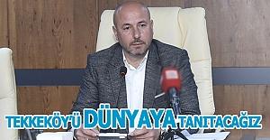 Hasan Togar ilk meclis toplantısını yaptı