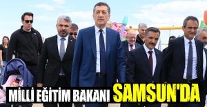 MEB ZİYA SELÇUK SAMSUN'DA