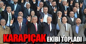 MHP Mecliste kendi grubunu kuracak