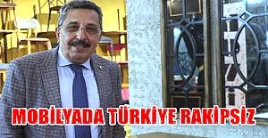 Mobilyada Türkiye Rakipsiz